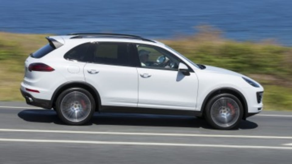 Porsche Cayenne Turbo quick spin review