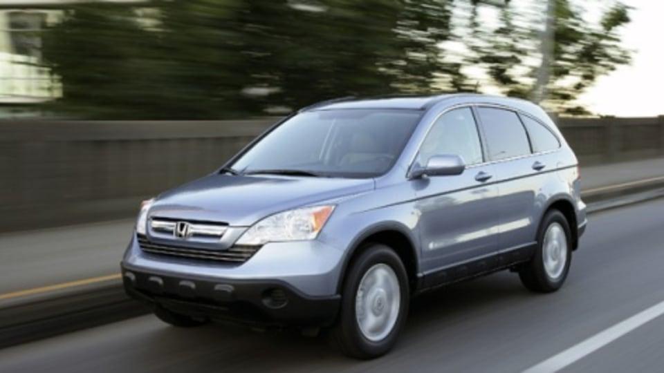 2007 Honda CR-V update