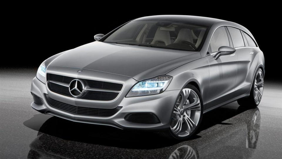 Mercedes-Benz Shooting Break Concept Revealed In Lead-Up To Beijing Show