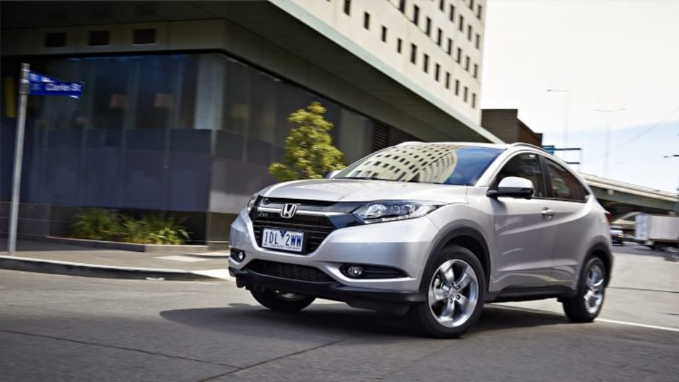 Honda is another newcomer with its HR-V.