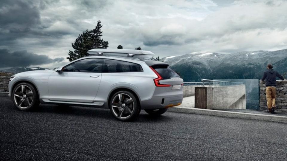 Volvo Concept XC Coupe revealed