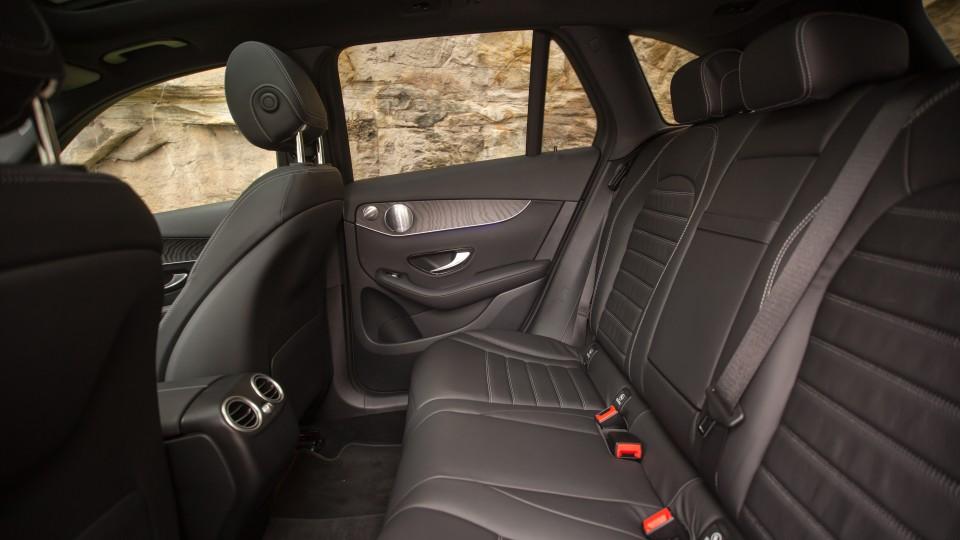 2020 Mercedes-Benz GLC300e PHEV review-2