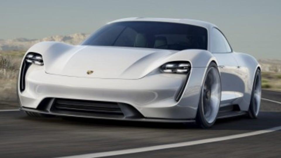 Porsche Mission E confirmed for production