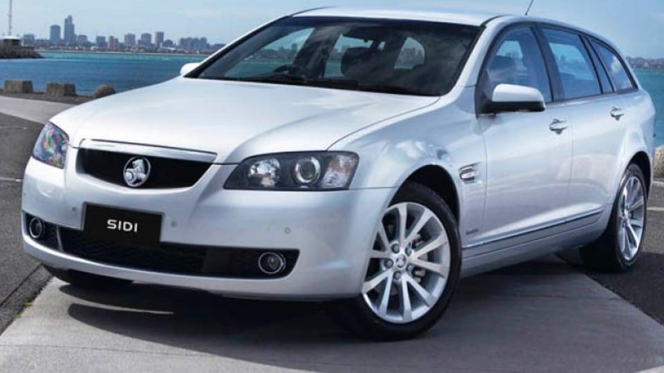Holden VE Calais V Sportwagon