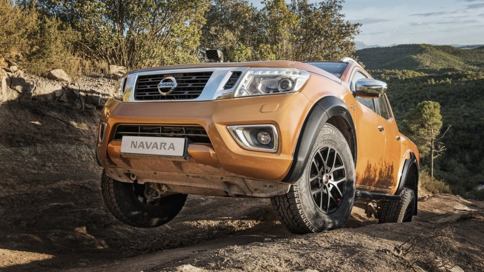 Navara AT32 on the cards for Oz