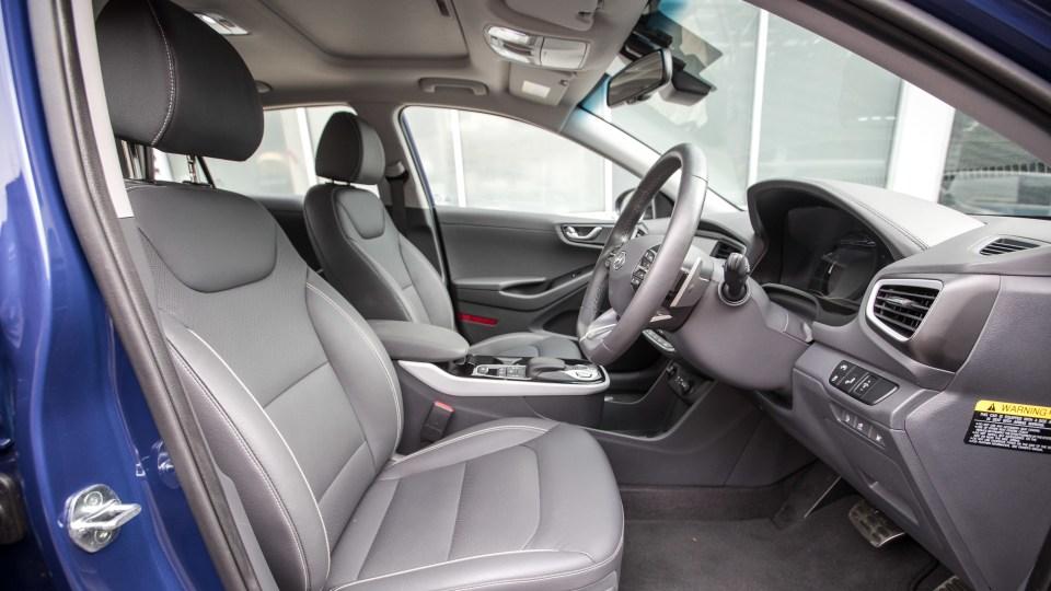 2019 Hyundai Ioniq Electric review-4