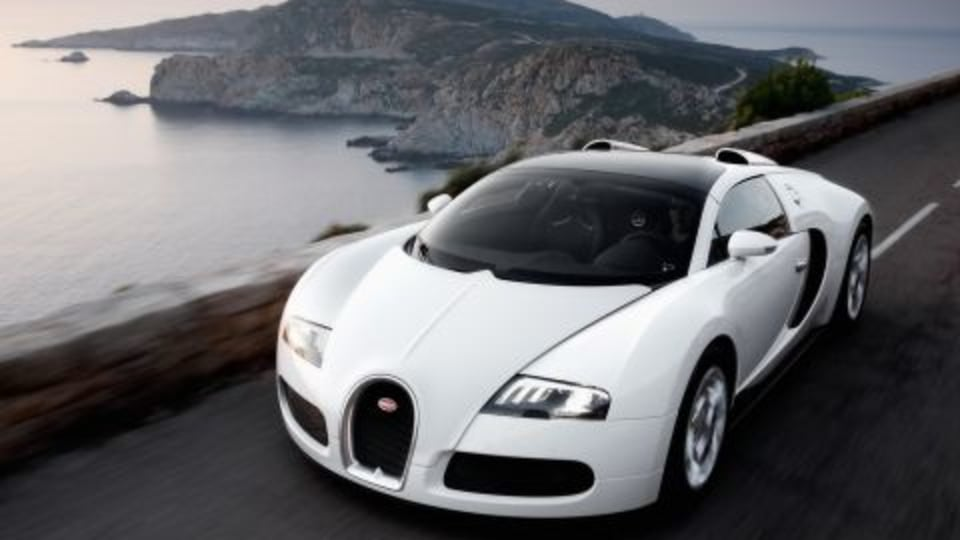 Bugatti Veryon To Be Succeeded By Bigger, Badder Creation