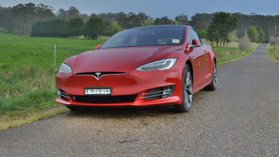 Tesla Model S Now Available To Rent At Thrifty - But Only In Canberra…