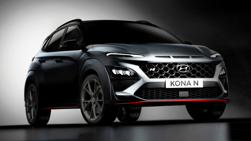 2021 Hyundai Kona N revealed in first official images