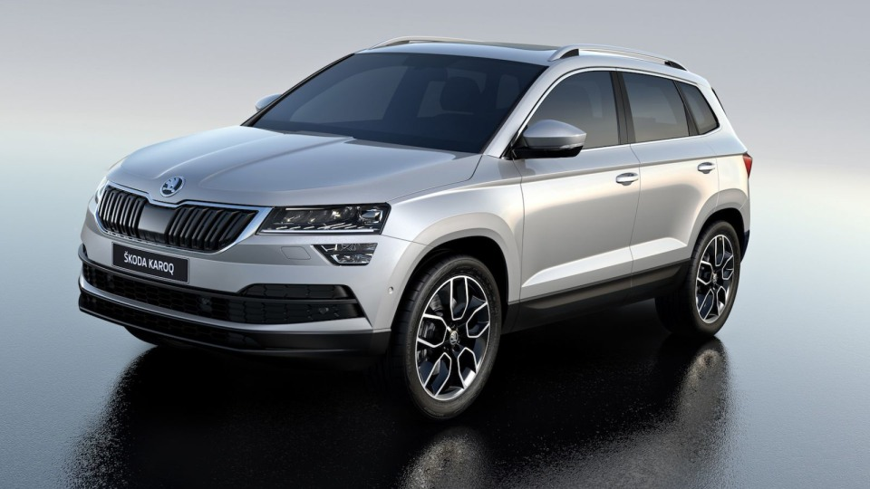 Skoda's New Small SUV Develops A Serious Side