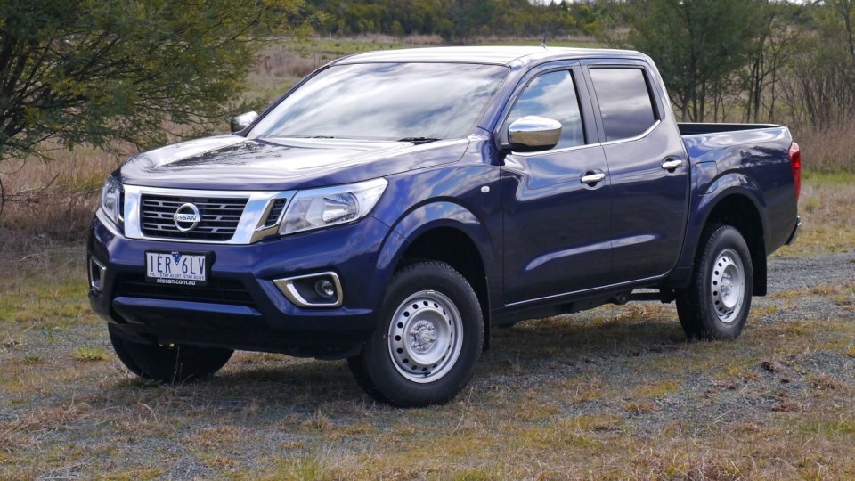 2015 Nissan NP300 Navara RX Review: A 4×4 With The Right Kind Of Identity Crisis