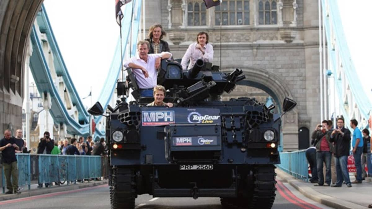 WIN: Top Gear Live 2010 Tickets - Round One Winner Announced!