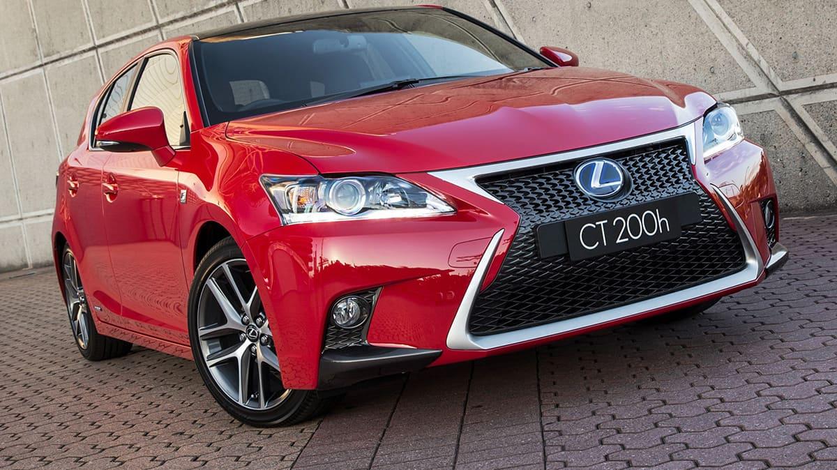 2014 Lexus CT200h: Price And Features For Australia