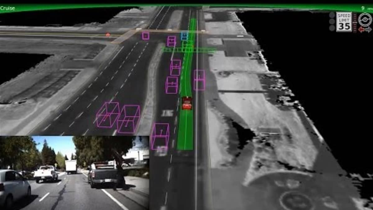 Google's Self-Driving Cars Upgraded, Taking To California Streets: Video