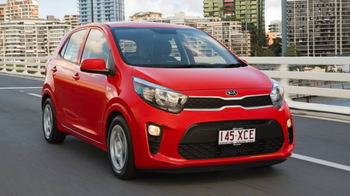 Kia's Picanto hatch offers value motoring.