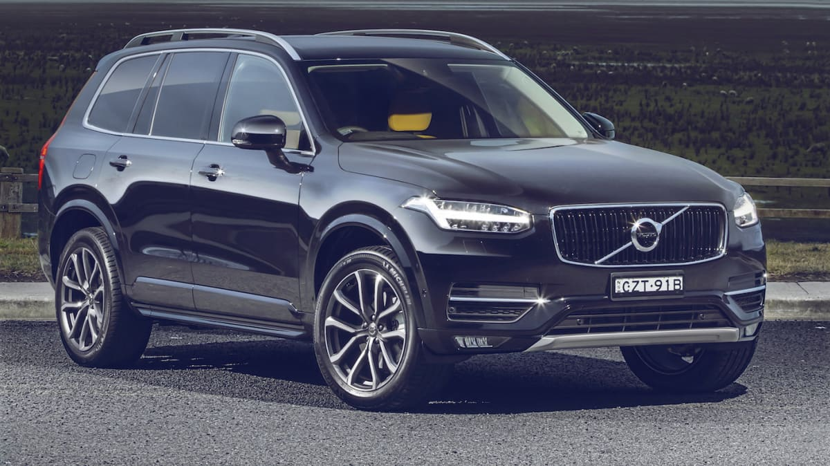 Volvo Recalls Six Models In Australia For Airbag Inflation Issues