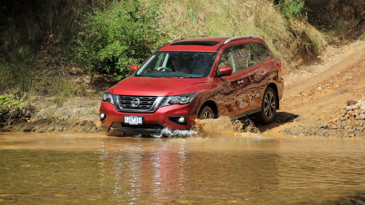 Nissan Pathfinder Used Car Review-2
