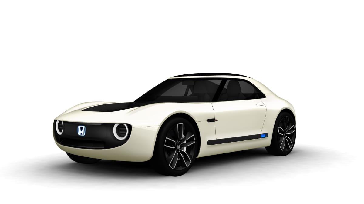 Honda Sports EV Concept revealed