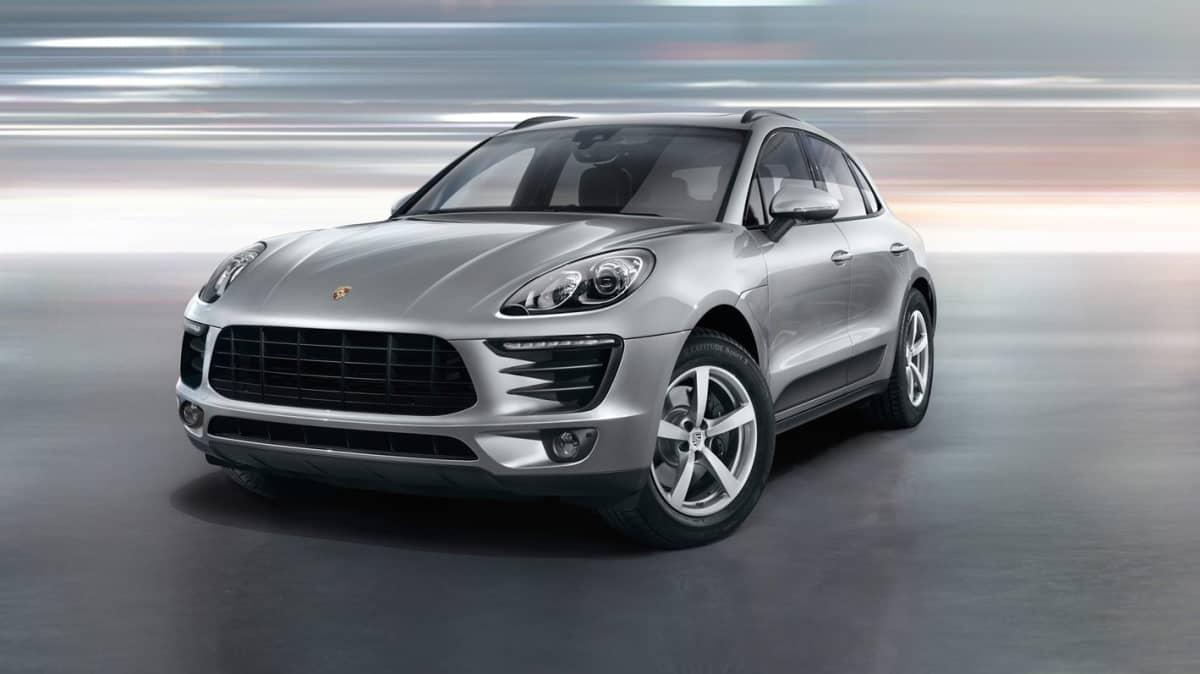 Porsche Confirms 4-Cylinder Macan