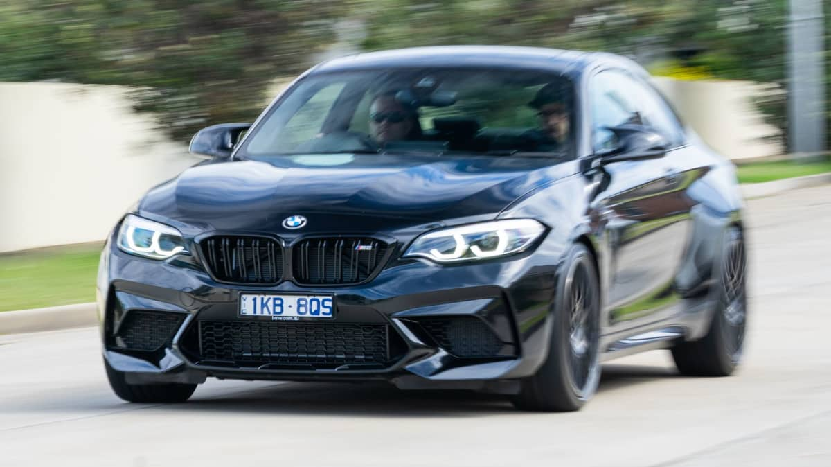 BMW M2 Competition 2018 Coupe Review-4