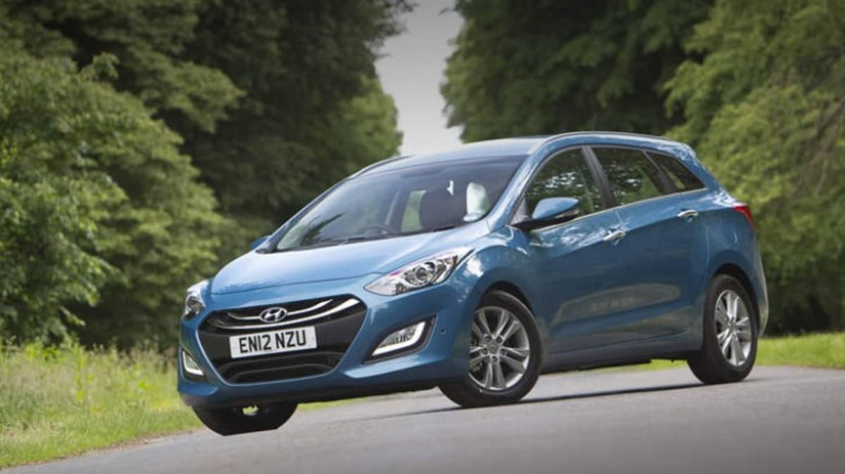 The Hyundai i30 Tourer combines space and practicality in an afforable package.