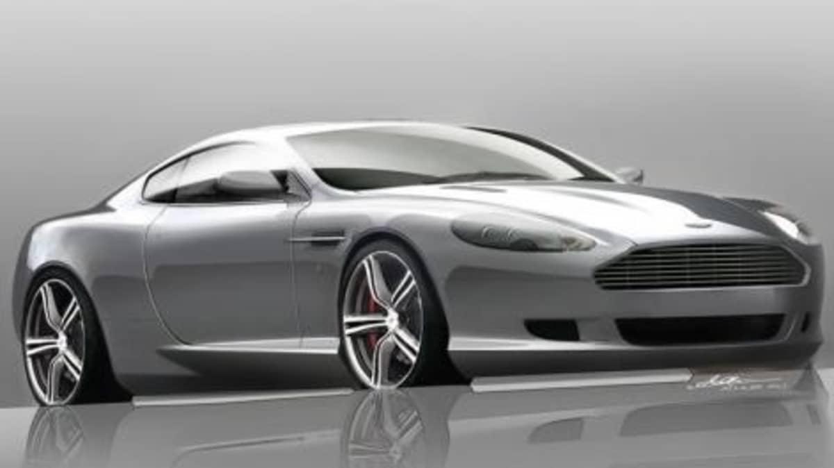 Aston Martin DB9 LM and V8 Vantage N400