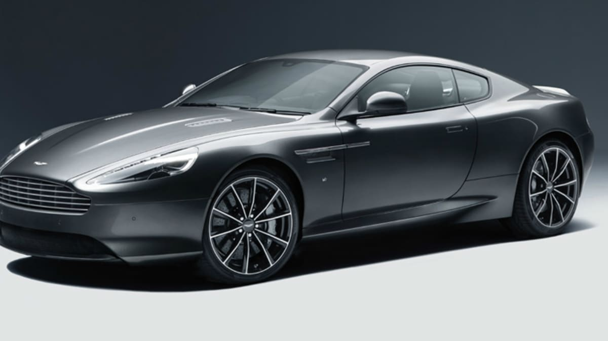Aston's Final DB9: $368k Powerhouse Bound For Australia
