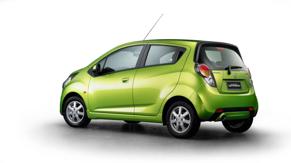2010-2015 Holden Barina Spark used car review-4
