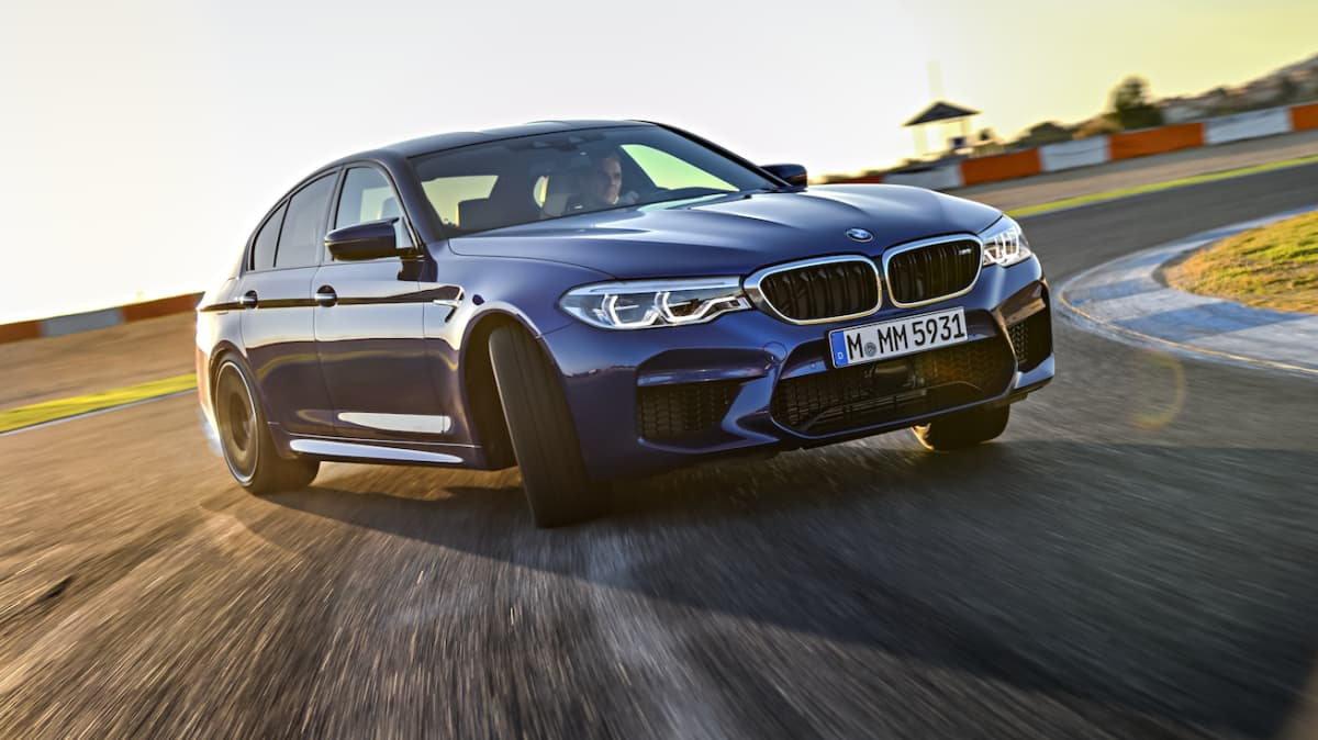 2018 BMW M5 first drive review-3