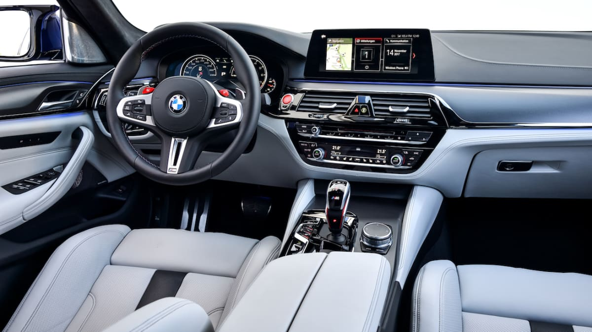 2018 BMW M5 first drive review-4