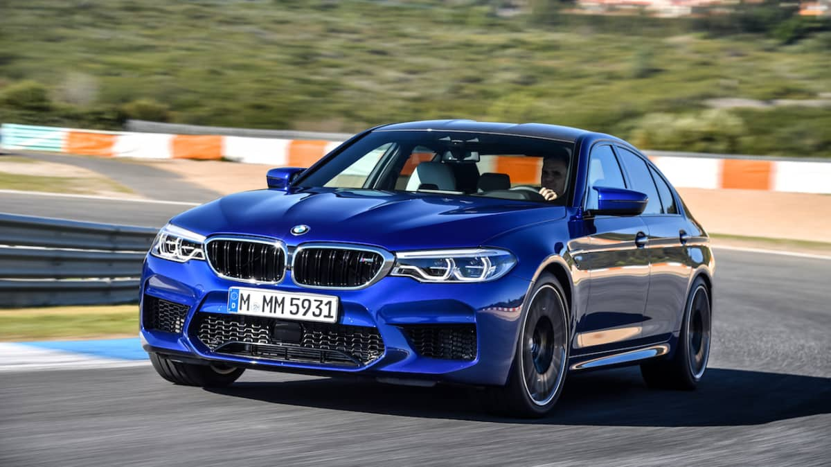 2018 BMW M5 first drive review-2