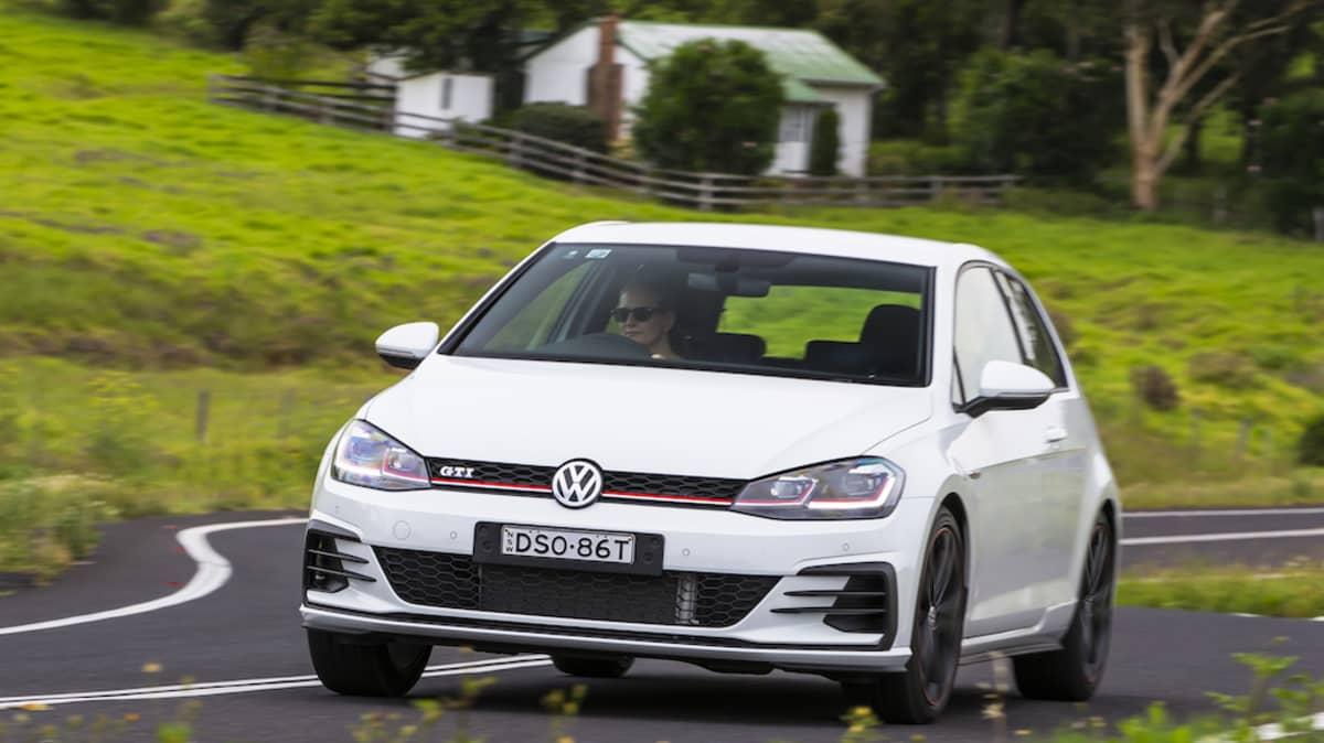2018 Volkswagen Golf GTI Original first drive review-4