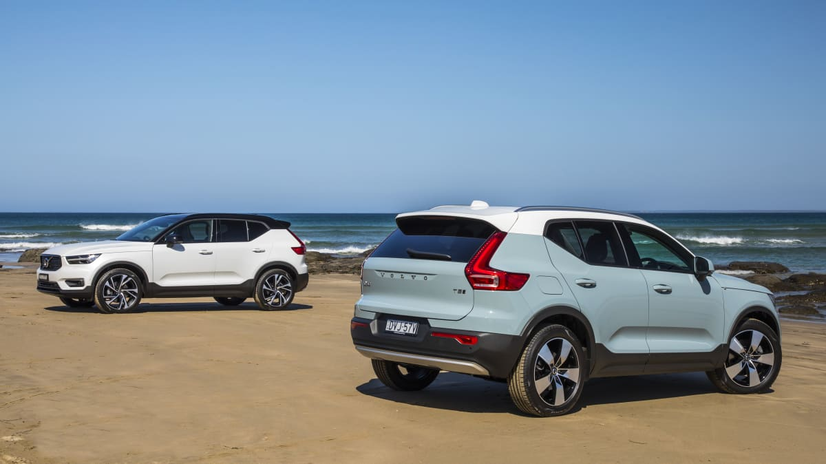 2018 Volvo XC40 T5 R-Design she says, he says review-4