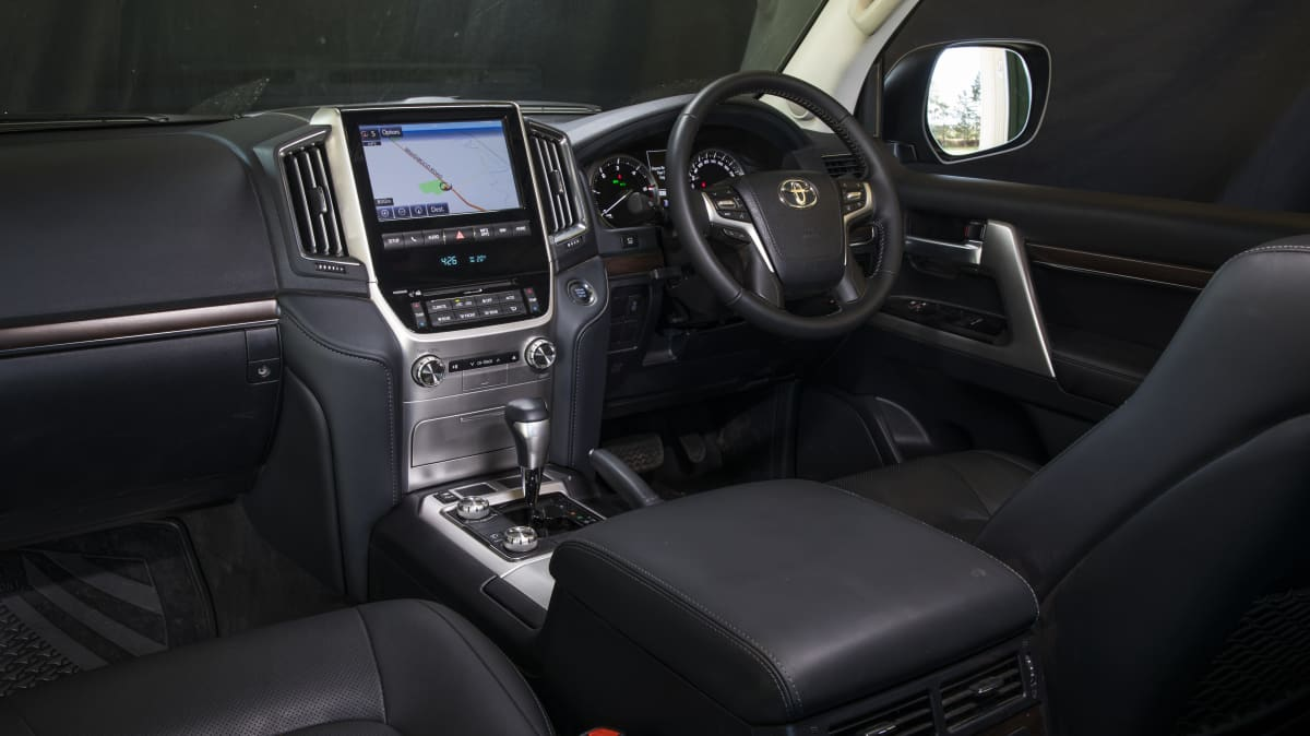 2020 best upper large suv lc200 interior