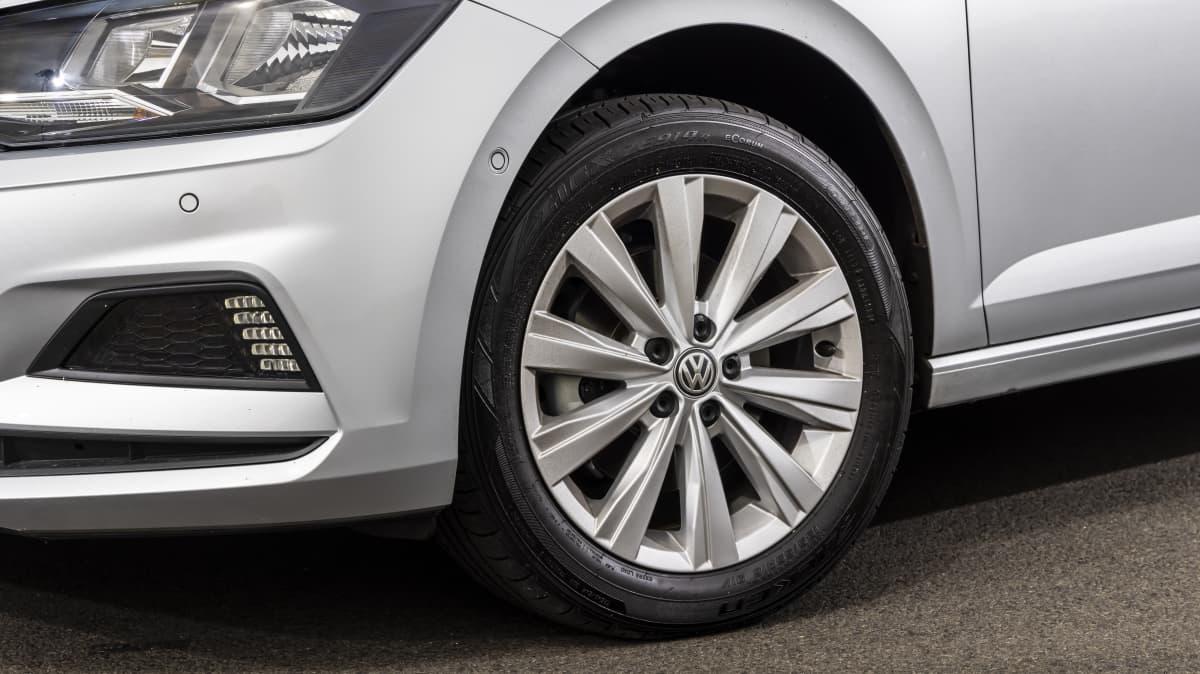 2021 best city car finalist volkswagen polo exterior wheel