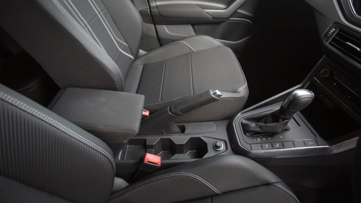 2021 best city car finalist volkswagen polo interior seats