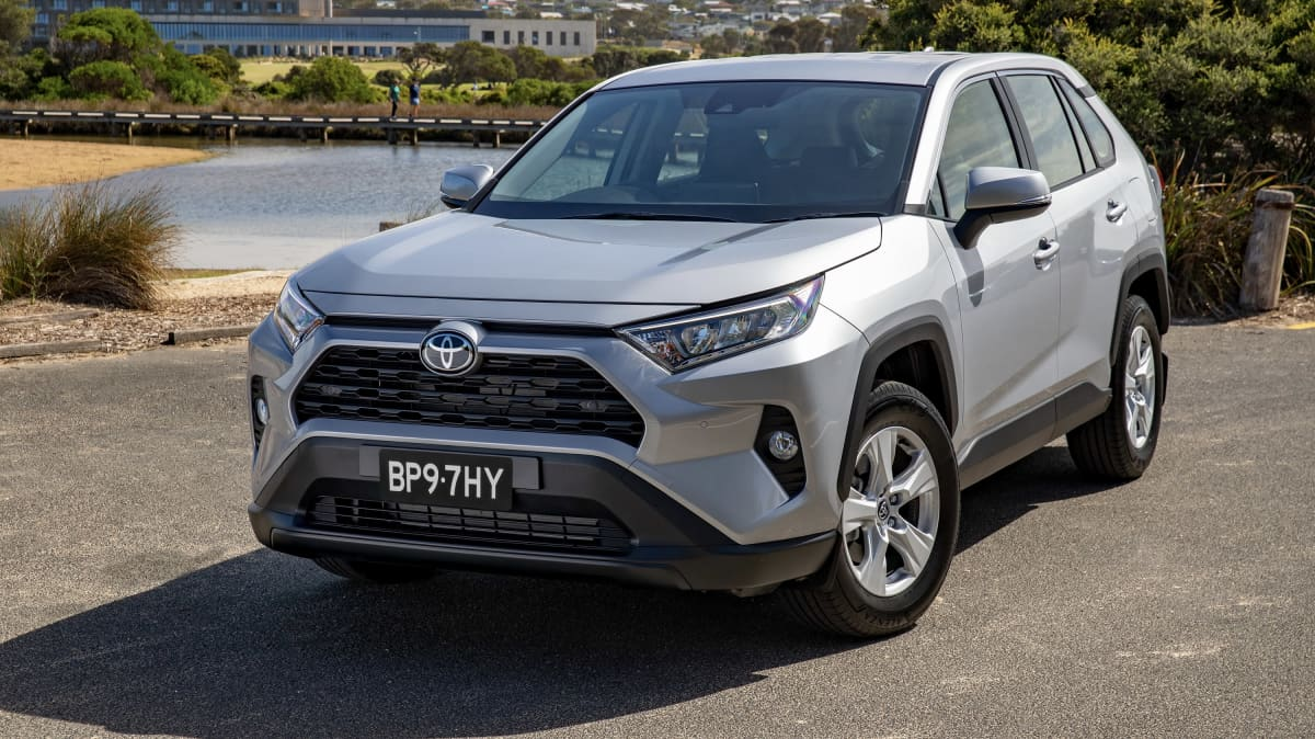 2021 Toyota RAV4 price and specs