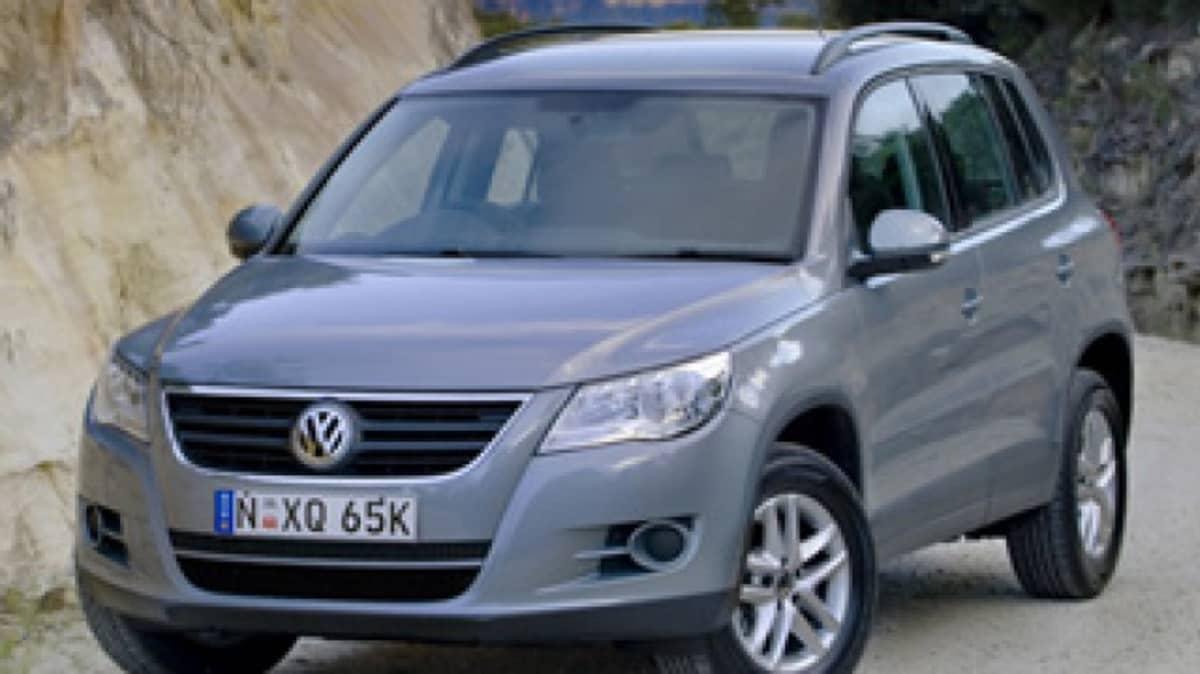 Used car review: Volkswagen Tiguan 2008-10