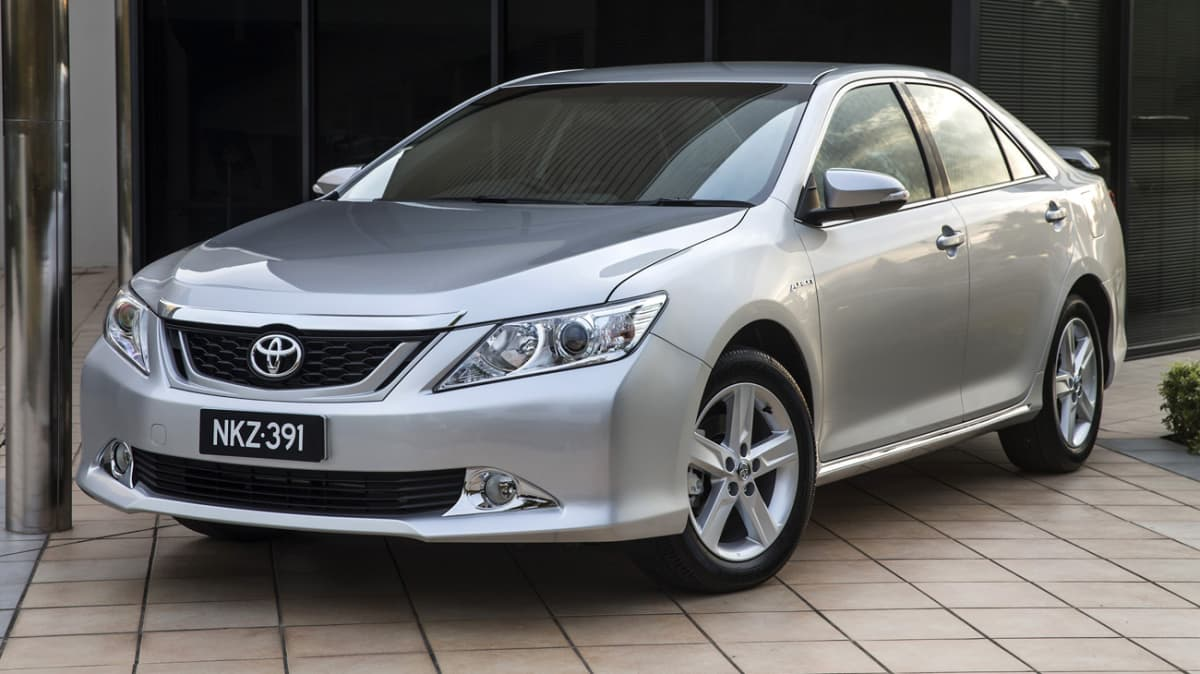 2013 Toyota Aurion Touring Special Edition On Sale In Australia