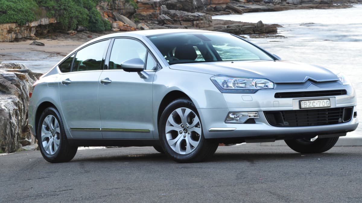 2012 Citroen C5 On Sale In Australia: New Turbo Engine, Massive Price Drop