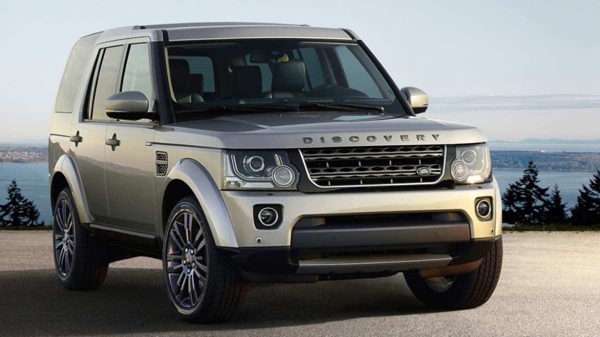 Land Rover Discovery Landmark And Graphite Special Editions Announced