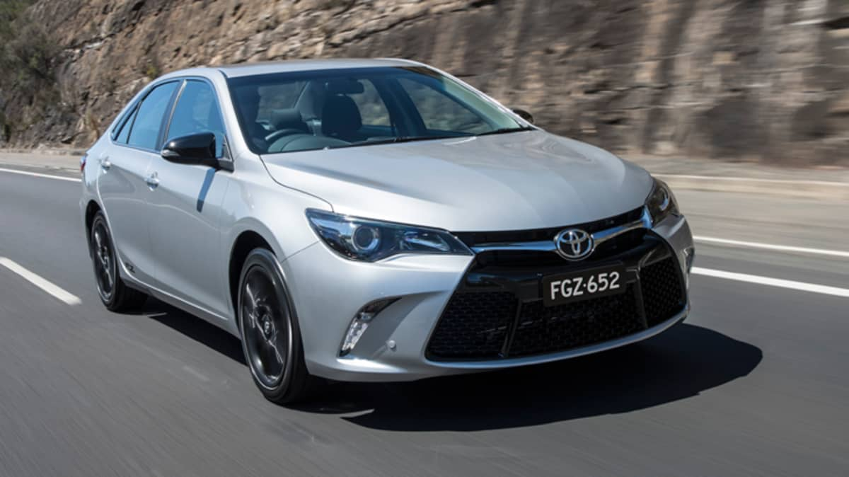 Toyota Camry Upgraded With Navigation For Atara S And Limited Edition RZ