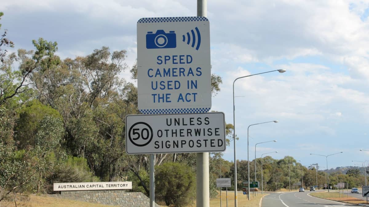 Speed Cameras In ACT 'Unreliable' And 'Ineffective': ACT Auditor-General