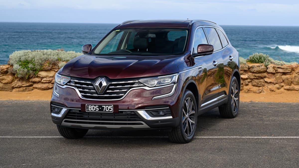 Renault Australia launches 1 per cent finance on Koleos