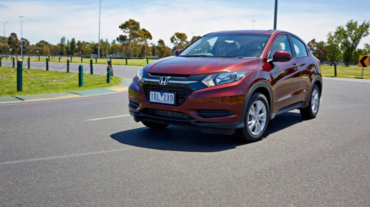 High-rider: Honda's HR-V VTi is a convincing entrant to this growing motoring segment.