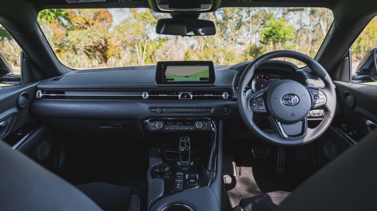 Australian First Drive: 2020 Toyota Supra GR Review-2