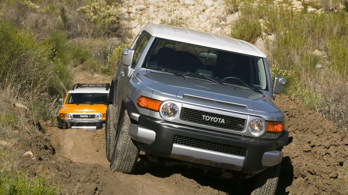 2011 Toyota FJ Cruiser For Sydney Motor Show, Launch Next Year