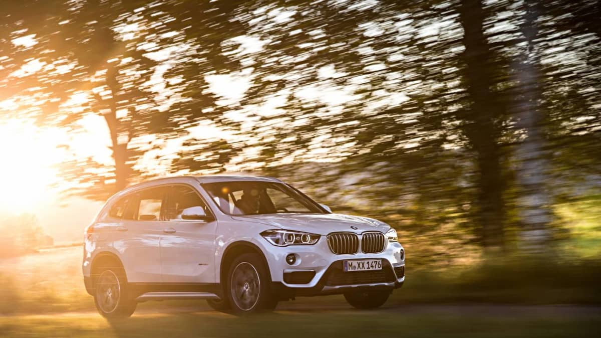 BMW Adds New Entry-Level X1 To Range