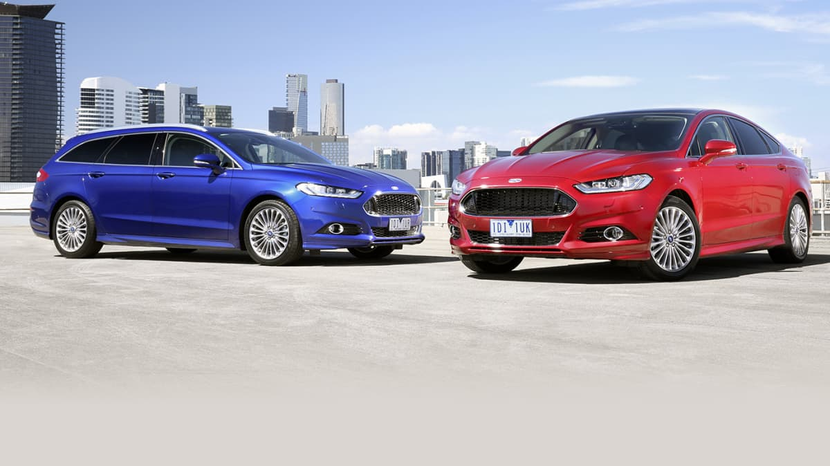 New Ford Mondeo Launched In Australia