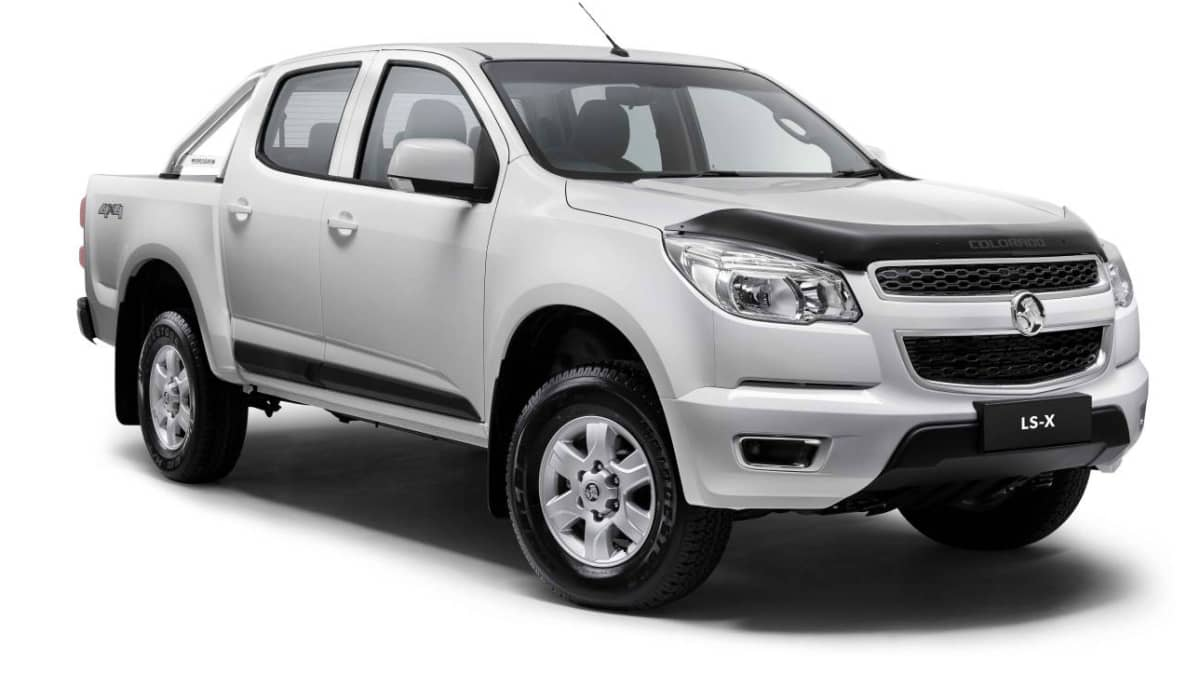 Holden Colorado LS-X Returns With Drive-Away Pricing For A Limited Time